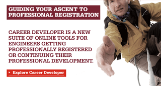 Career Developer: guiding your ascent to professional registration