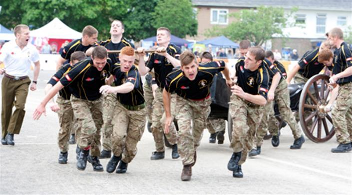 REME Battalion Wins Competition With Support Of An Institution Award