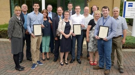 ZEISS celebrates the achievements of its apprentices