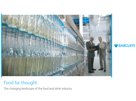 Food for thought: The changing landscape of the food and drink industry