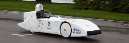 Greenpower Source Car Races