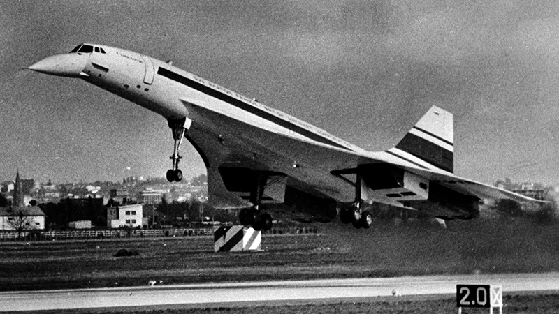 Concorde Engineers Share Supersonic Stories 50 Years After First Flight