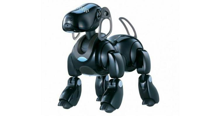 The original Aibo was on sale from 1999 to 2006 (Credit: Sony)