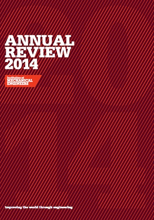 Annual Review 2014 cover