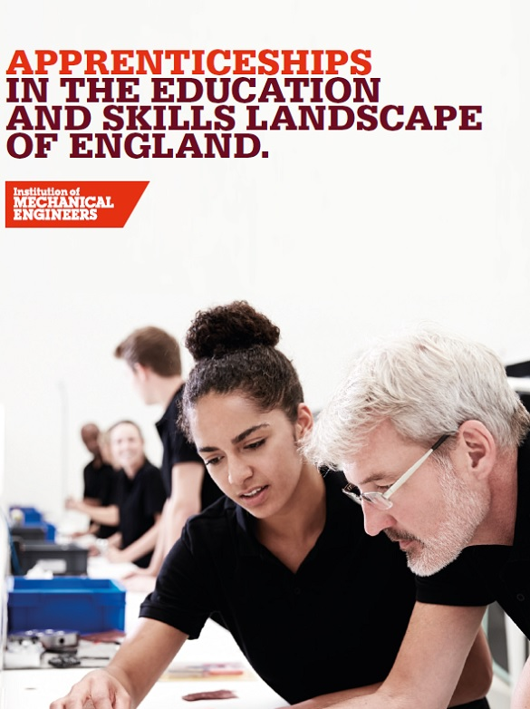 apprentice case study report cover