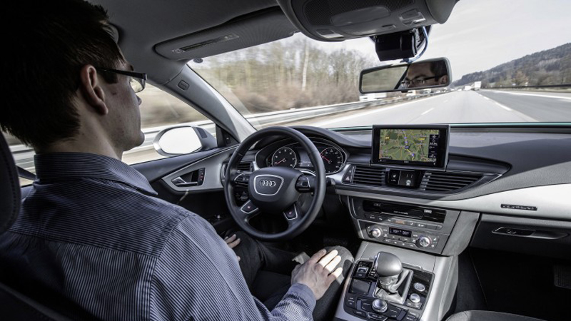 £25m competition to take autonomous cars off-road Image