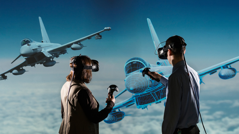 BAE Systems using gaming and F1 technology to transform military trainingImage