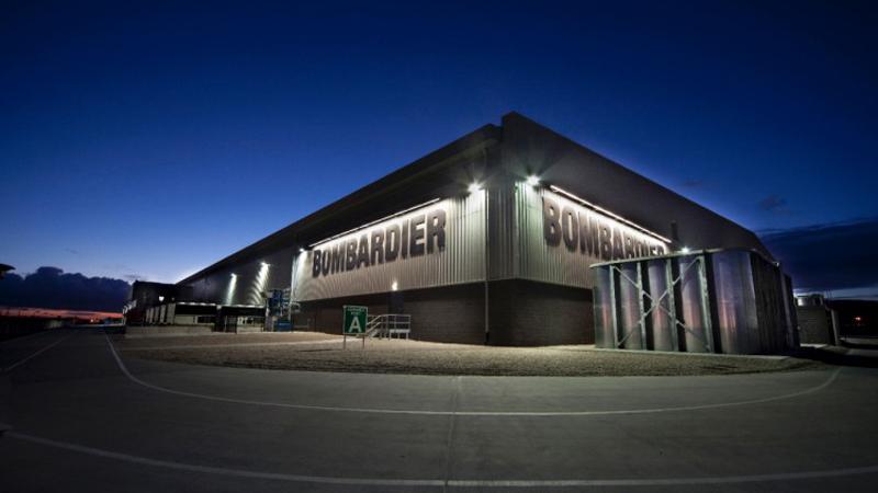 Bombardier brings forward 200 job cuts in Belfast  Image