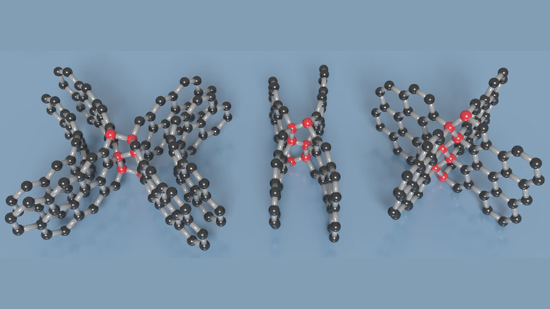 New form of carbon discovered that is harder than diamond but flexible as rubberImage