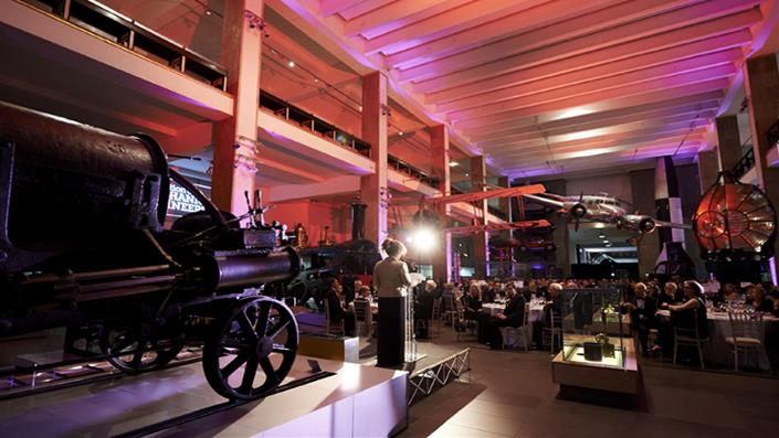 Last year's awards were presented at the Institution's Annual Dinner, held at the London Science Museum
