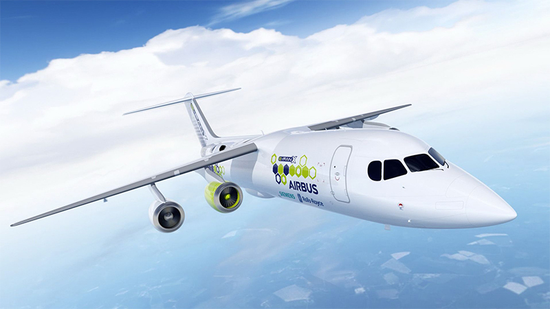 £343m investment to spark green revolution in aerospace Image