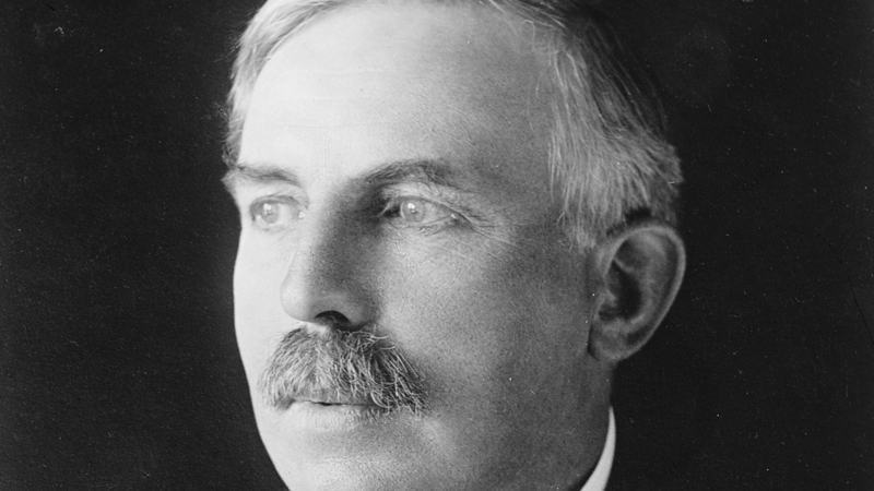 Ernest Rutherford (Credit: George Grantham Bain Collection (Library of Congress))