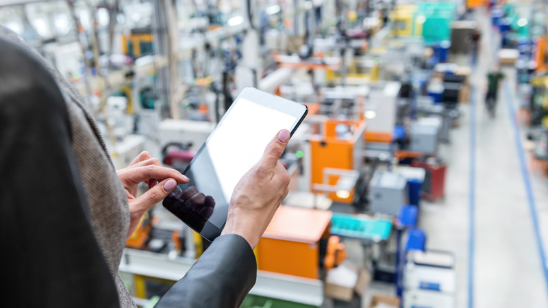 Spending on staff more important than robots to harness new industrial revolutionImage