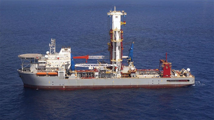 GE and Noble Corporation say the Noble Globetrotter I is the world's first digital drilling vessel (Credit: GE/ Noble Corporation)