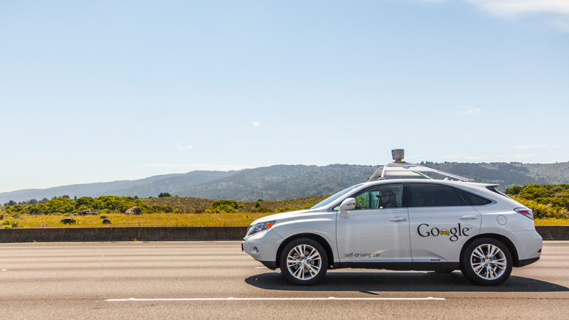 Driverless car study outlines public divide Image