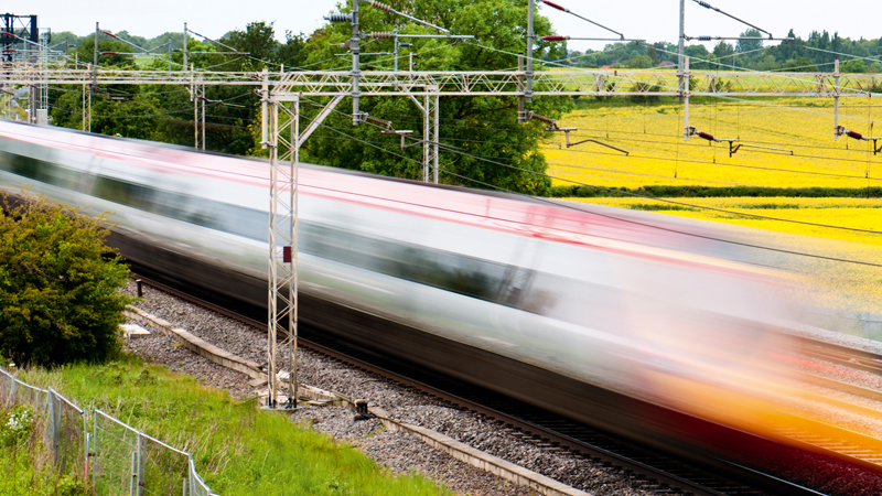 HS2 review, valve trains and turning waste into jet fuel: 10 top stories of the week Image