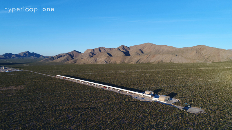 Hyperloop has drawbacks compared to existing high-speed rail, says expertImage