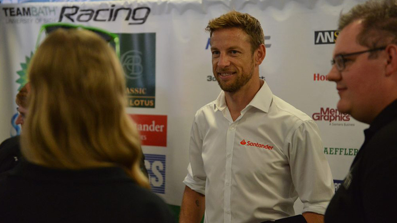 Jenson Button calls on automotive industry to bring more women into engineeringImage