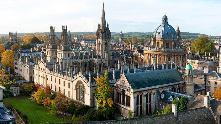 Oxford University: Top 10 Engineering and Technology Universities in Europe