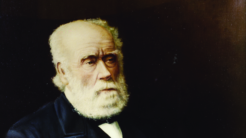 Lasting legacy: Sir Joseph Whitworth founded a scholarship scheme that continues to empower young engineers more than a century later (Credit: IMechE)
