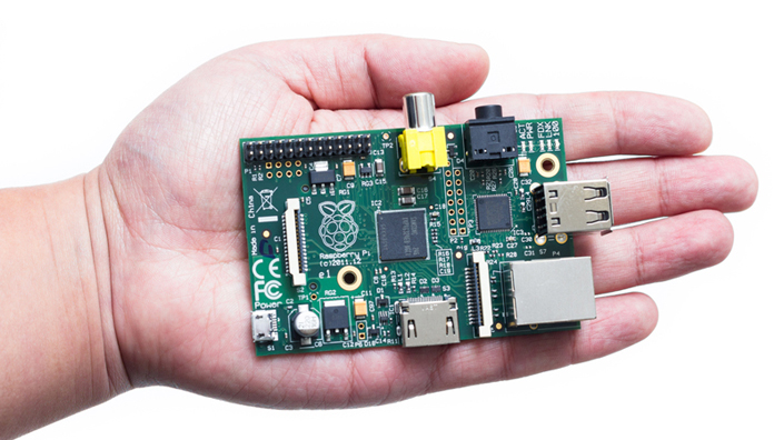 The Raspberry Pi (Credit: iStock/ pengpeng)