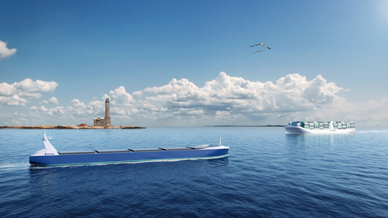 Rolls-Royce collaborates with Singapore and Finland on smart ship technology Image