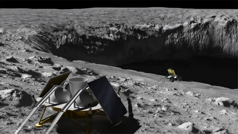 Pioneering robotic systems for space exploration with SOLIDWORKS