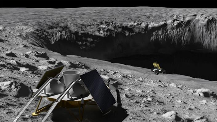 Astrobotic, along with partner Carnegie Mellon University, uses SOLIDWORKS Professional design software to develop robotic landers and rovers for planetary exploration