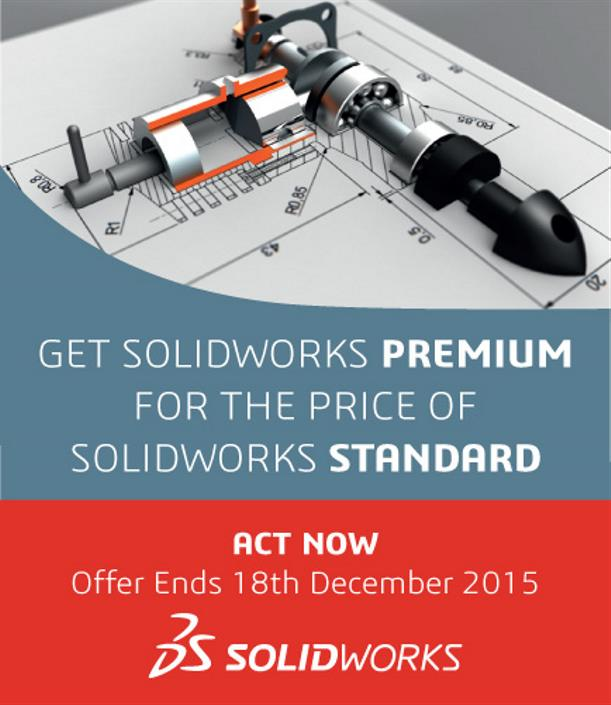 Buy SolidWorks Premium for the Price of Standard