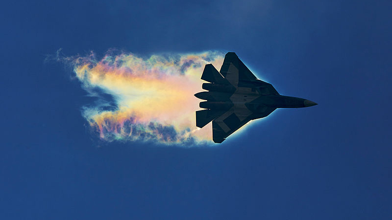 Russia joins the stealth fighter club – but how good is the Su-57?Image