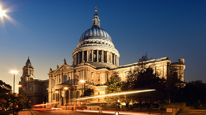 St Paul's Cathedral (Credit: Shutterstock)