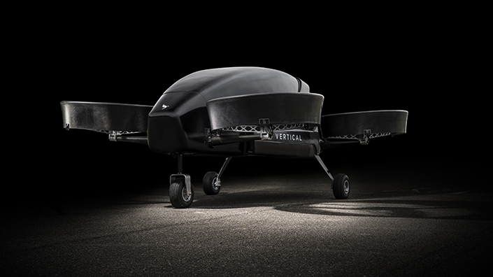 Vertical Aerospace swooped onto the scene last year, the first British company to test a flying taxi