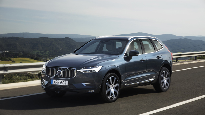 All new Volvo cars to be electric or hybrid from 2019
