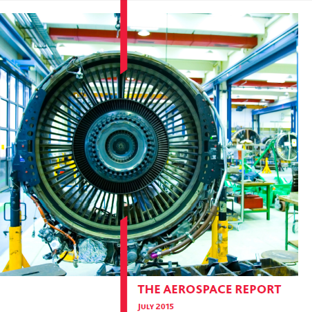 The Aerospace Report 2015 cover