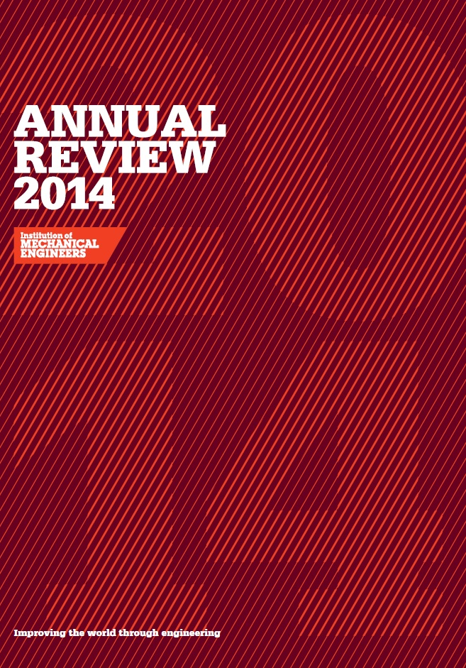 Annual Review 2014 cover image
