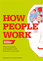 How people work - Institution of Mechanical Engineers