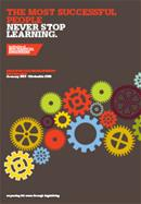 Learning and Development IMechE Brochure 2015 Cover Image