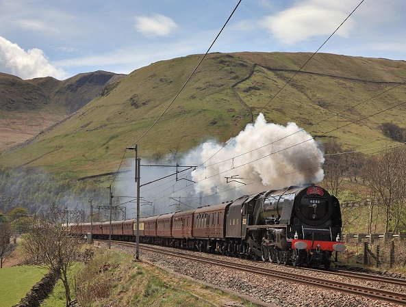 Duchess of Sutherland picture by Bob Green