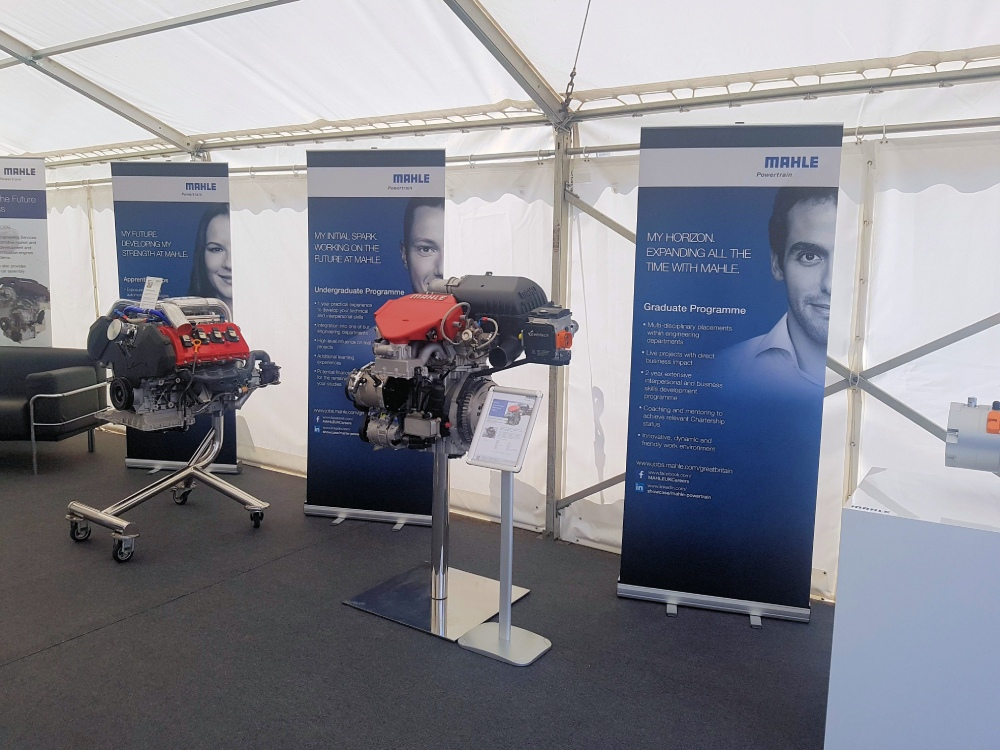 MAHLE Powertrain - News ahead of Silverstone