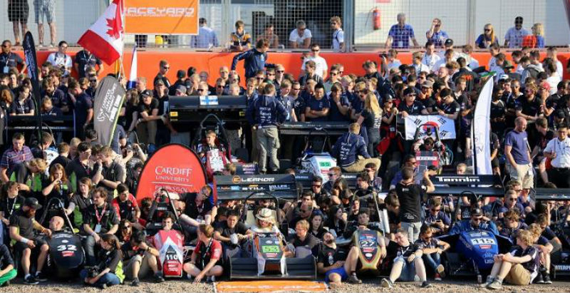 Formula Student teams ready for 2017