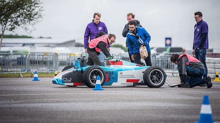 Formula Student 2020 takes place Wednesday 22 July – Sunday 26 July 2020. at Silverstone Circuit