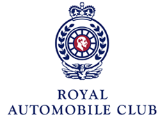 Royal Automobile Club logo 240