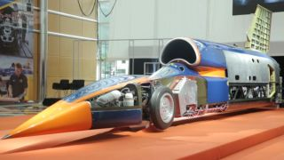 Bloodhound SSC Worldwide Launch