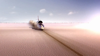 Bloodhound SSC: 1,000mph jet- and rocket-powered car