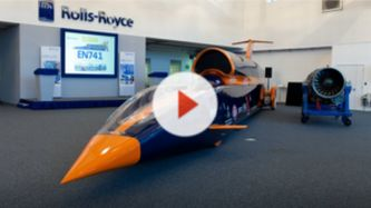 Bloodhound the best of British engineering