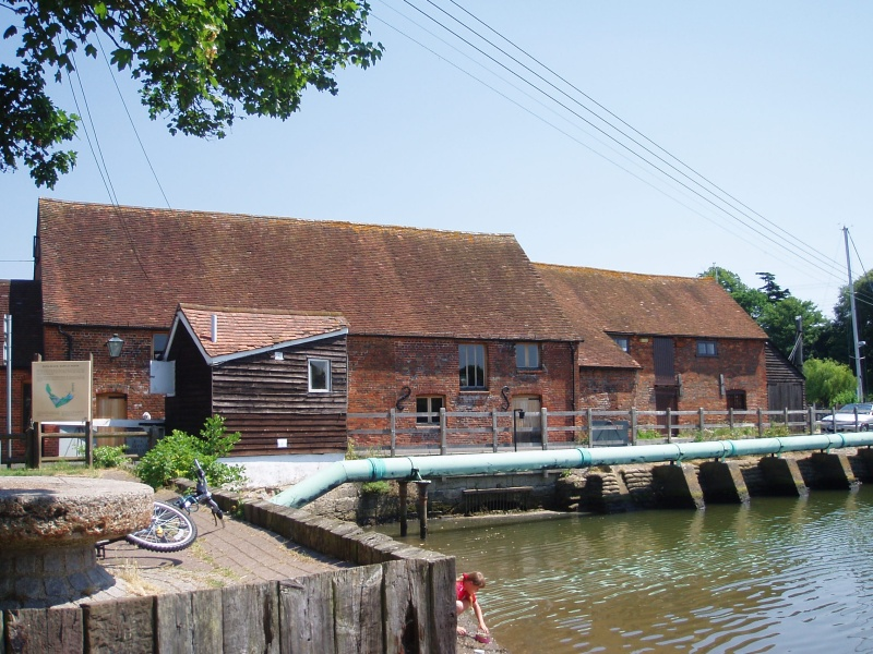 Eling Tide Mill EHA 8