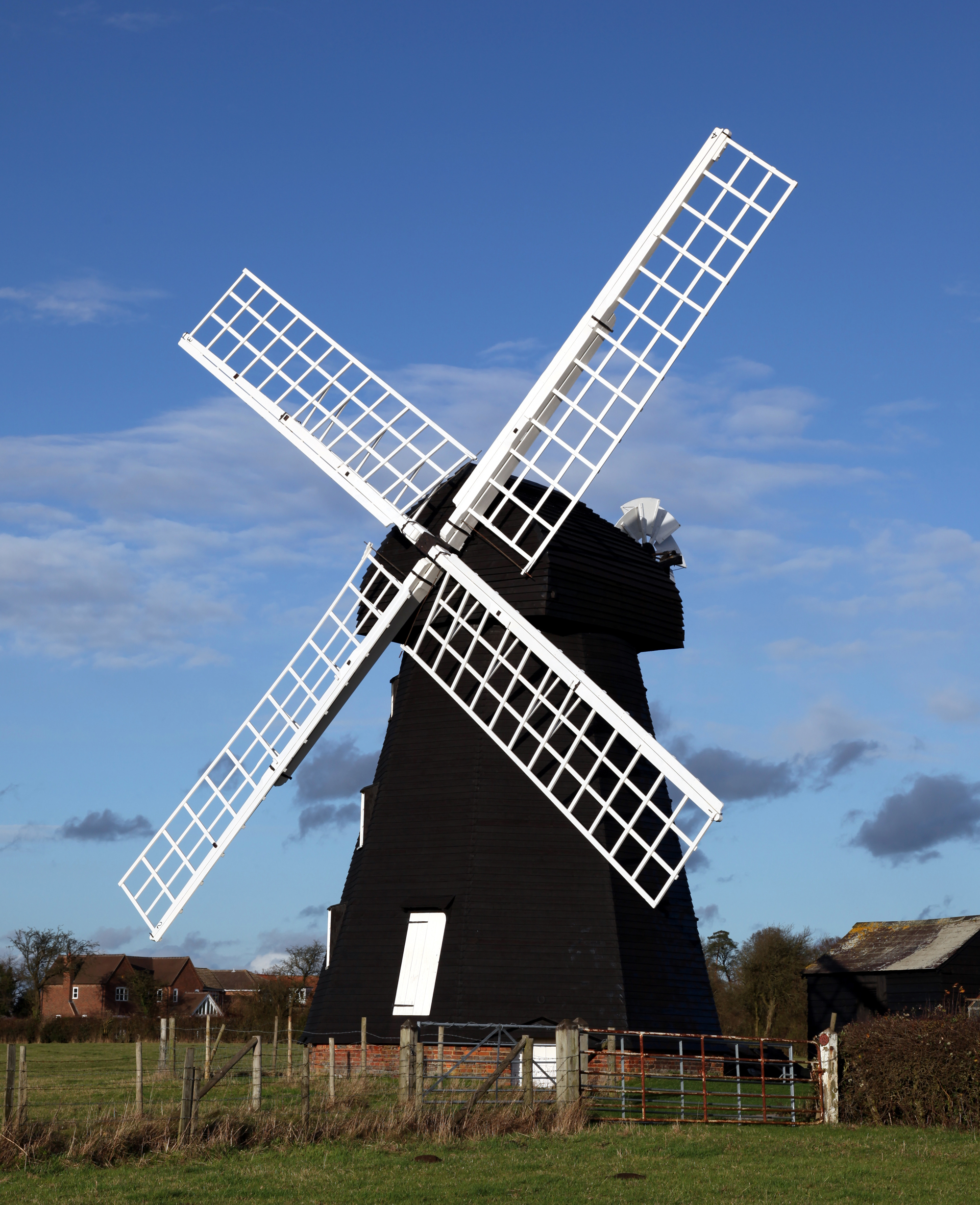 Lacey Green Windmill EHA 86