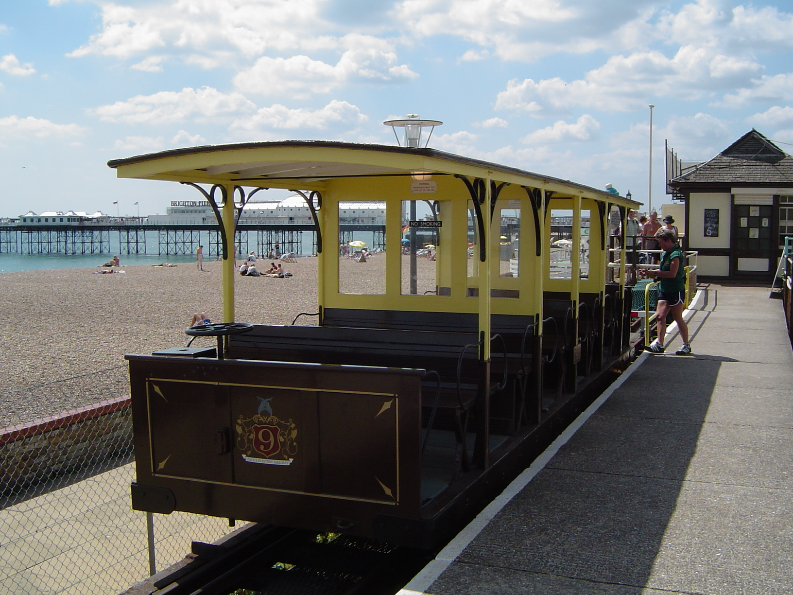 Volks Electric Railway Brighton EHA 85