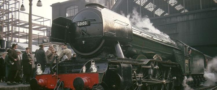 Steam train offers for members - IMechE