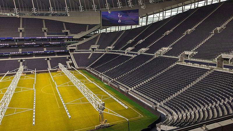 The New Tottenham Hotspur Stadium Revolutionary In Purpose And Design